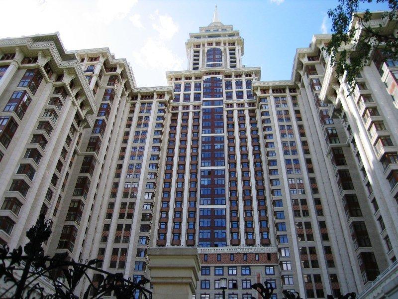 ТОП-5 наивысших московских гостиниц и отелей