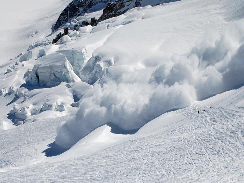 Правила выживания в случае снежной лавины