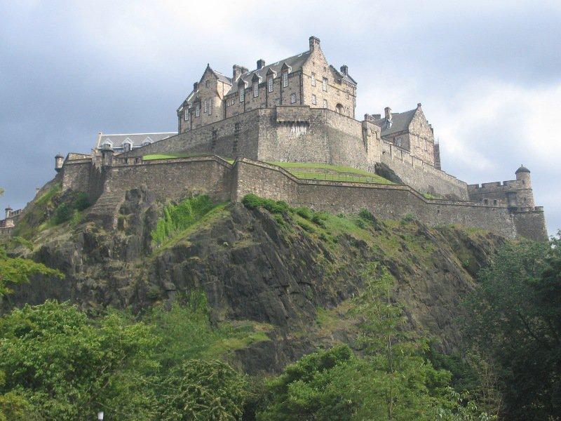 Исторические тайны Эдинбургского замка