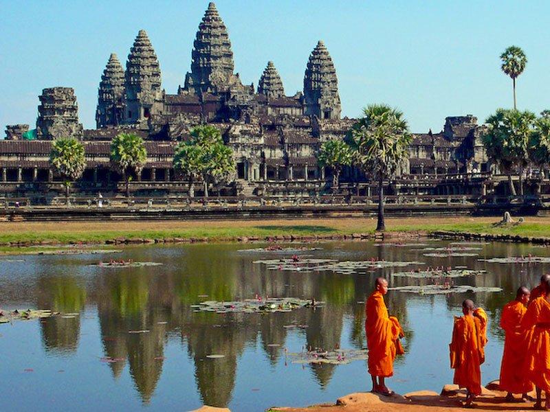 История и происхождение храмового комплекса Ангкор-Ват