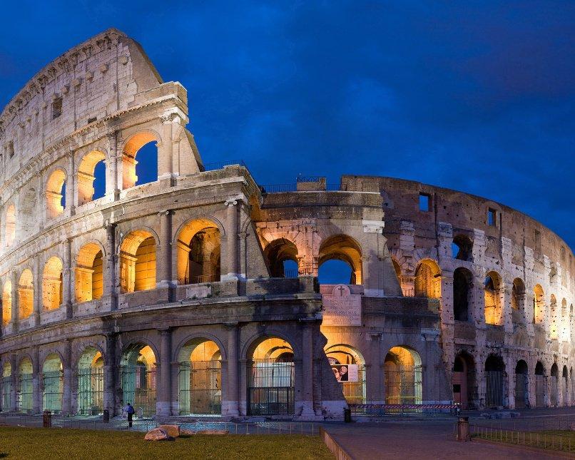 Колизей в Риме – наследие императорского богатства