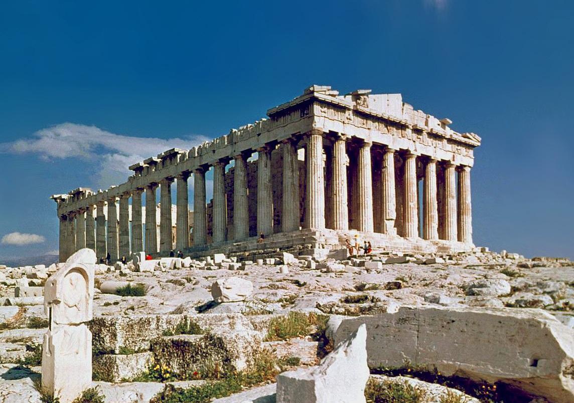 Исторические тайны Парфенона