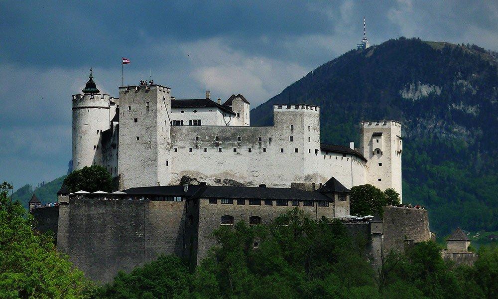 Зальцбург и его достопримечательности