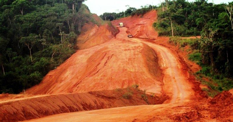 Трансамазонское шоссе: экологическая катастрофа