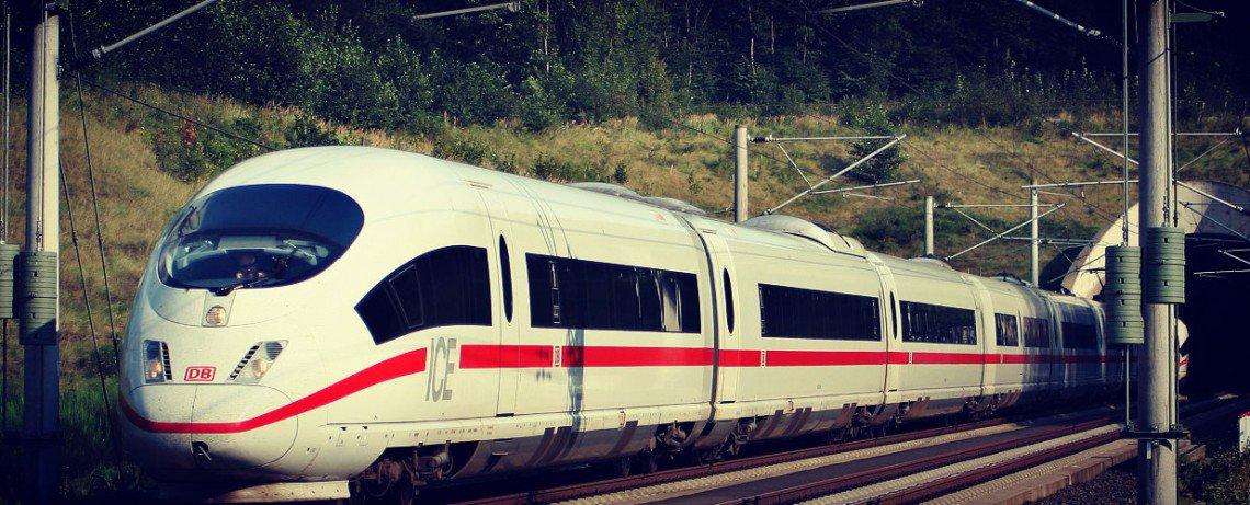 Поезда планируют оборудовать душем
