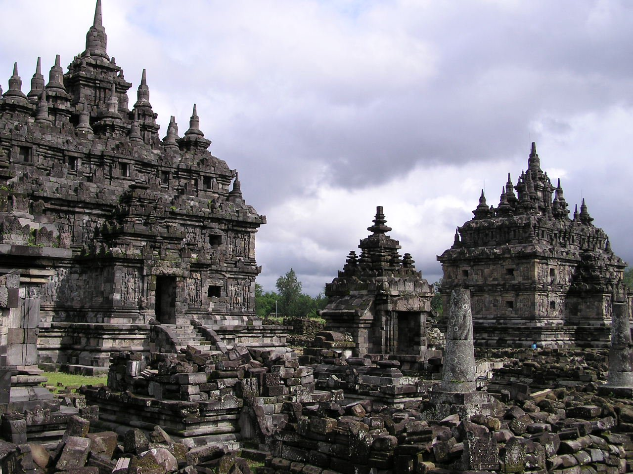 Прамбанан, Индонезия