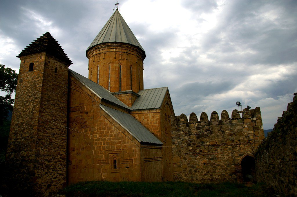 Замок Харцвиси