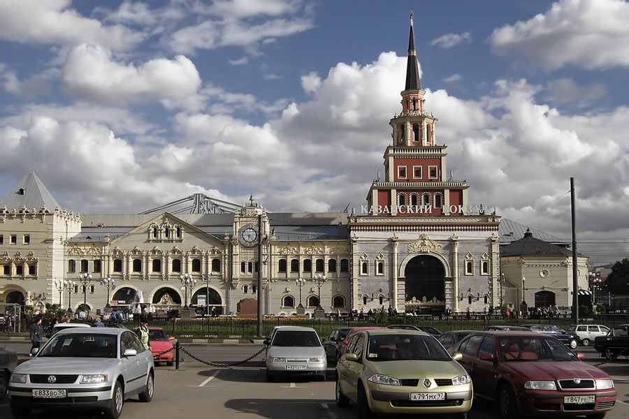 Московские вокзалы оборудовали терминалами для видеожалоб