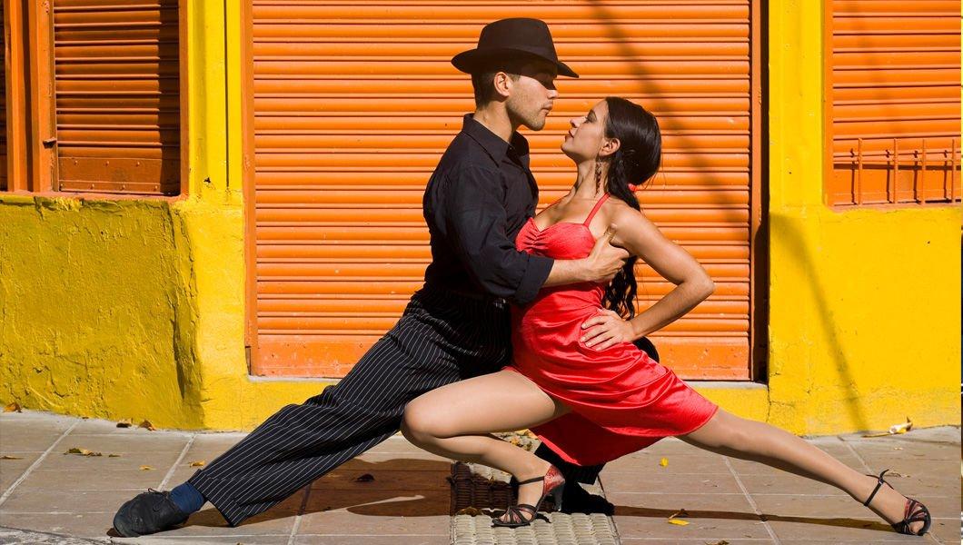 Ла-Бока – интересная родина танго