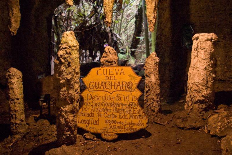 Природная сила Национального парка Эль-Гуачаро