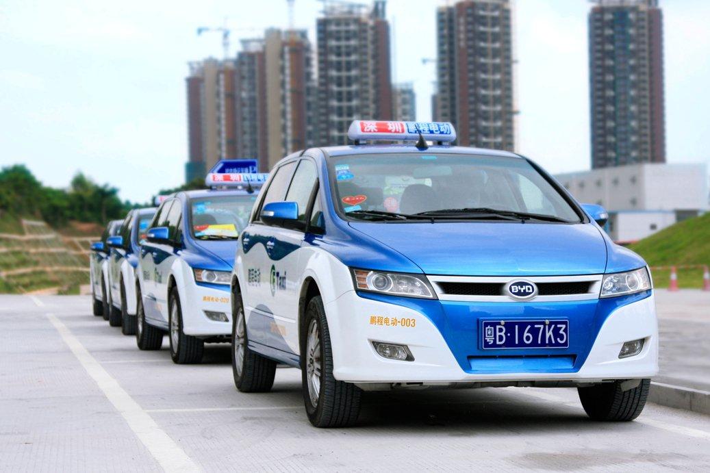 В Китае появится уникальный экологический город с электрическими такси