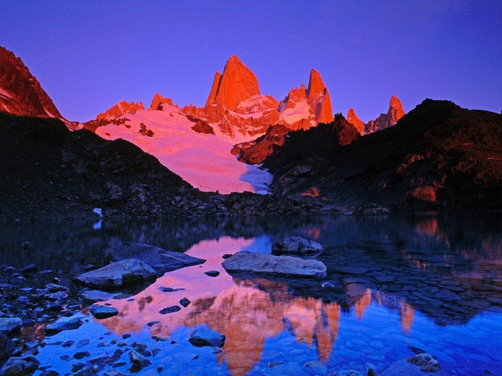 Национальный парк Лос-Гласьярес