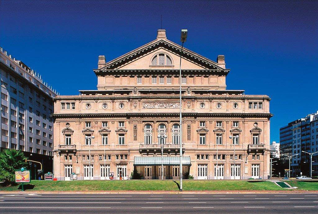 Оперный театр «Колон»