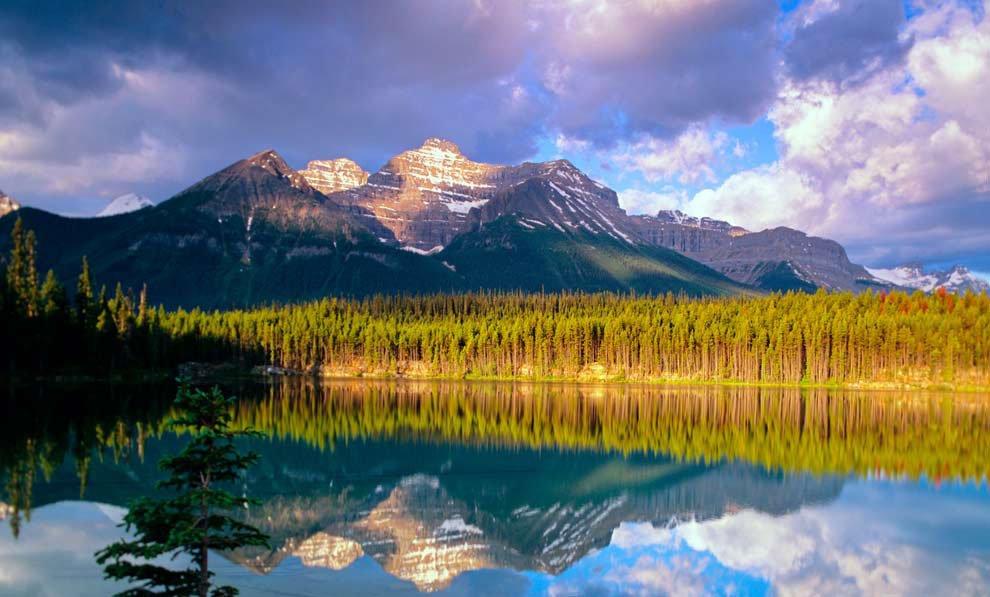 Канадский национальный парк Банф