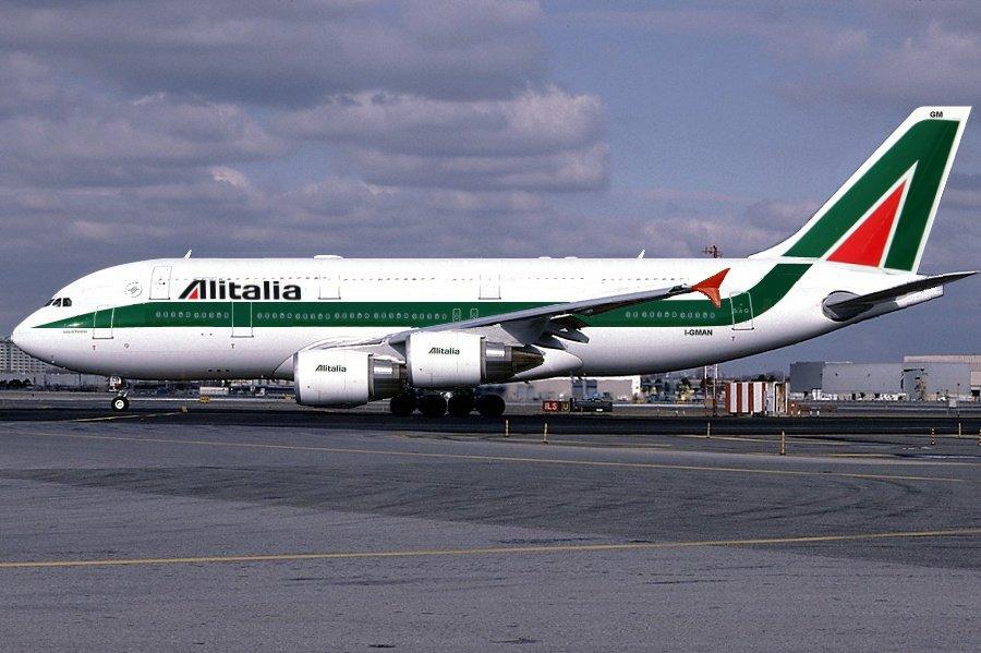 Итальянский флагман «Alitalia» впервые спустя 20 лет сменил форму стюардессам