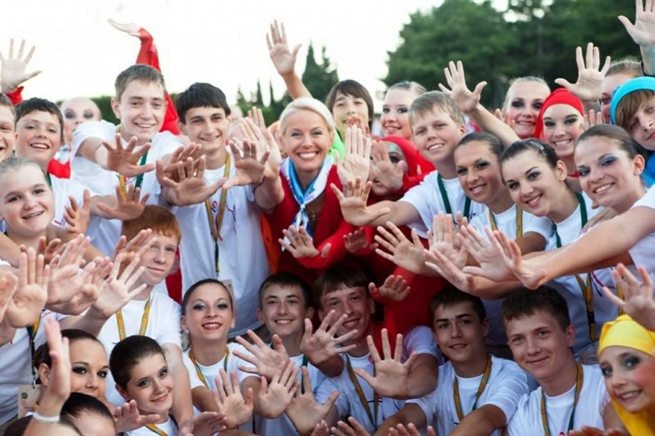В «Артеке» в этом году отдохнут 30 000 детей