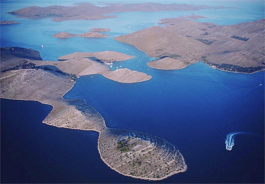 Корнатские острова - жемчужина Хорватии