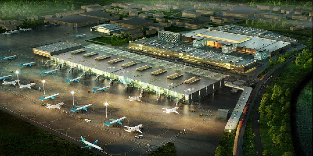 В Москве открылся новый аэропорт «Жуковский»