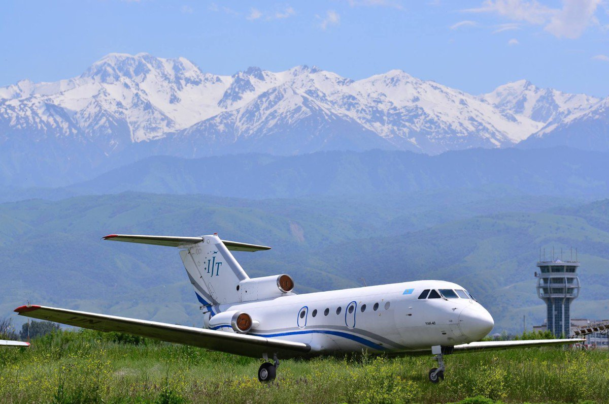 Казахстанская авиакомпания готова подарить самолет
