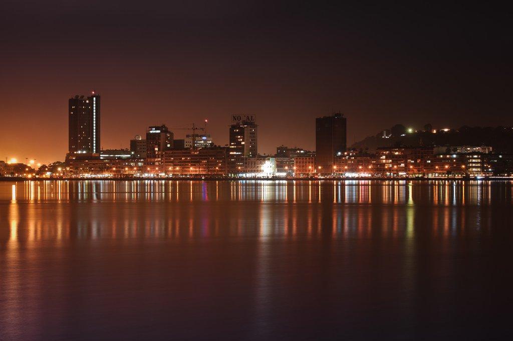 Луанда – центр и столица Анголы