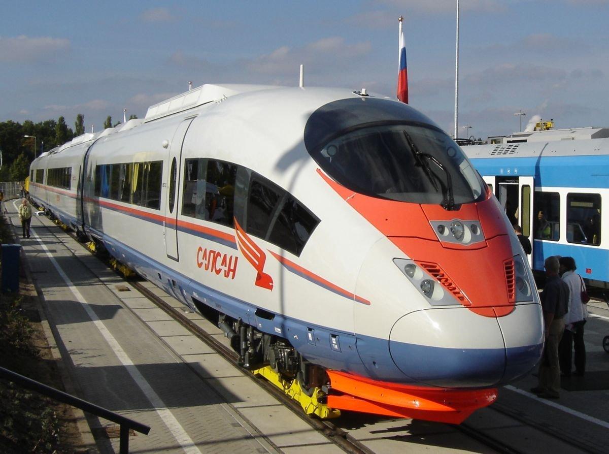Фото поезда 029а с петер гл москва окт 4
