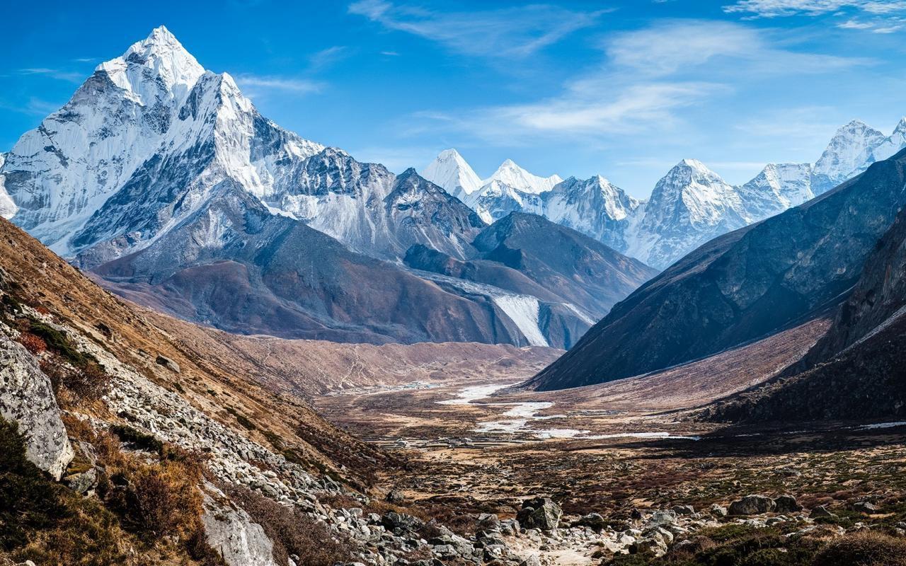 Эверест и неизвестные факты о нем