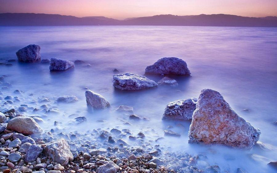 Мертвое море – загадка природы