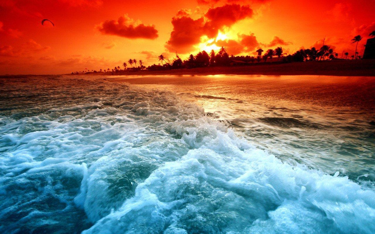 Уникальность и загадочность Красное море