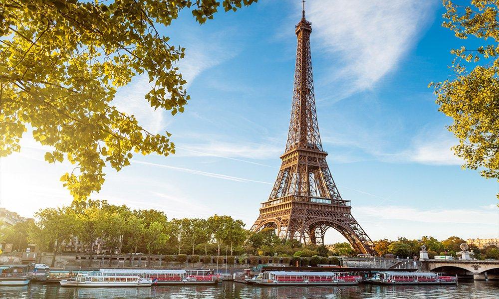 Эйфелева башня — металлическое сердце города Париж