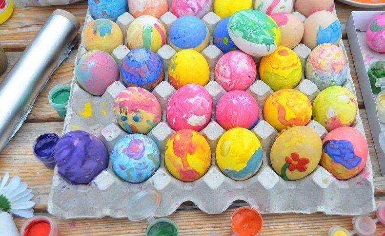 В Татарстане состоялся яичный фестиваль