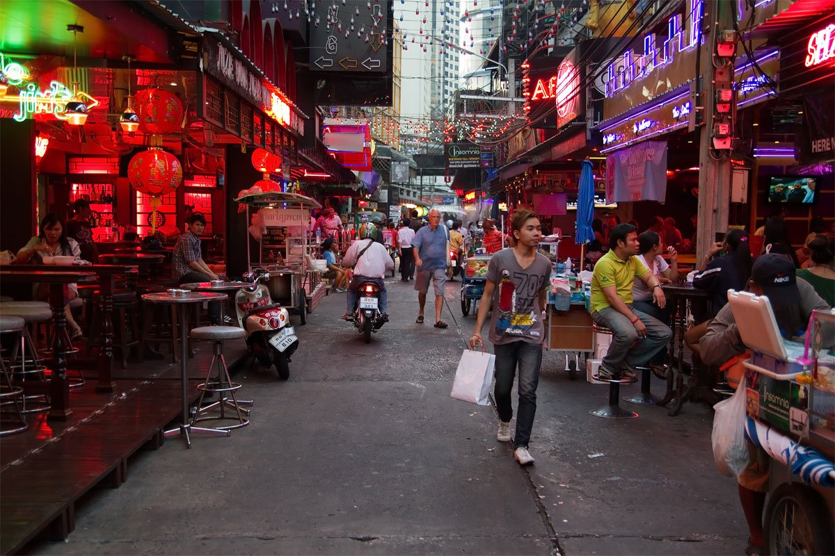 Секс-туризм в Таиланде может быть искоренён