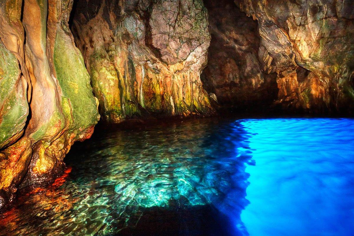 Остров Капри - райский уголок Средиземноморья