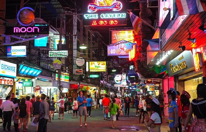 Таиланд. Самые популярные ночные клубы Паттайи